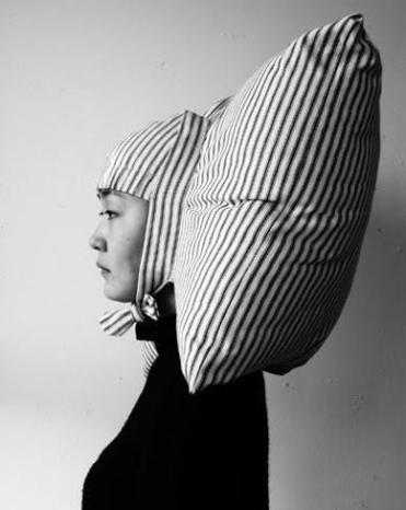 Image result for pillow hat